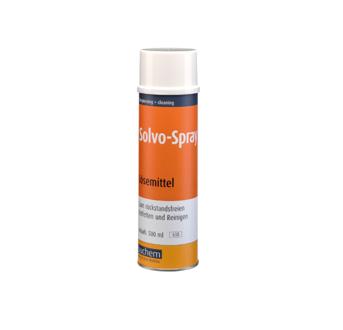 Dung dịch vệ sinh dầu mỡ, cặn bẩn Solvo Spray