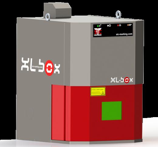 Hệ thống khắc dấu laser XL-Box