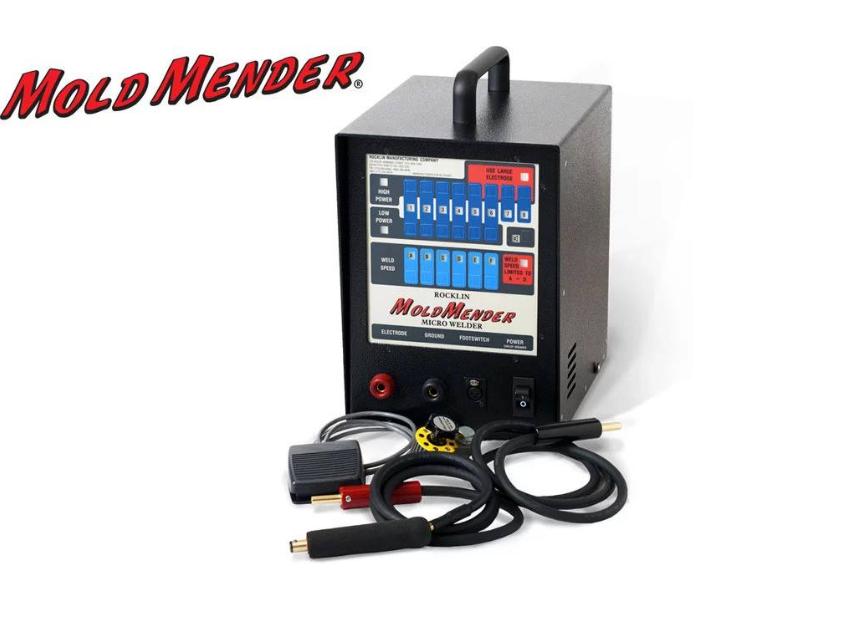 Máy hàn vi mô hãng Rocklin MoldMender