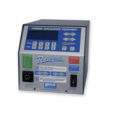 Máy phủ cứng bề mặt kim loại Rocklin 850/850E